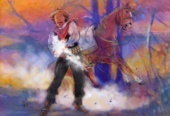 Martín Fierro: A sina de um gaúcho rebelde