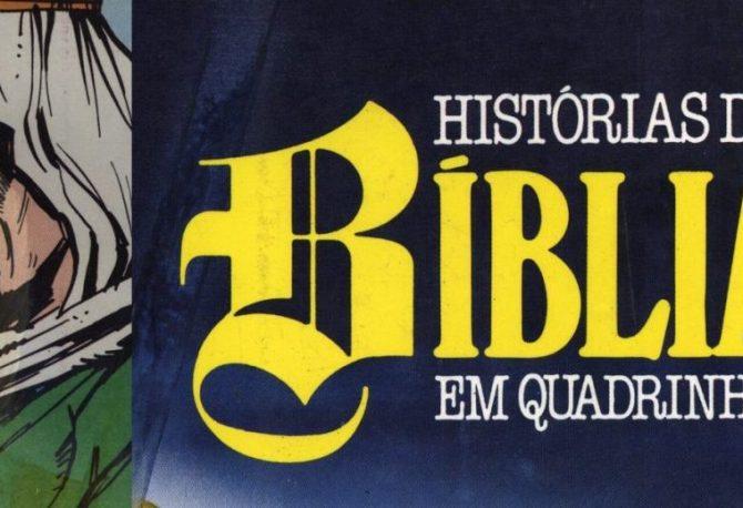 Histórias da BÍBLIA em Quadrinhos